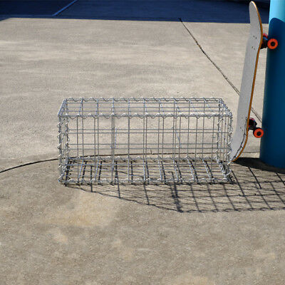 Welded Gabion 750mm L x 300mm W x 300mm H, 75x75mm, AL-TEN