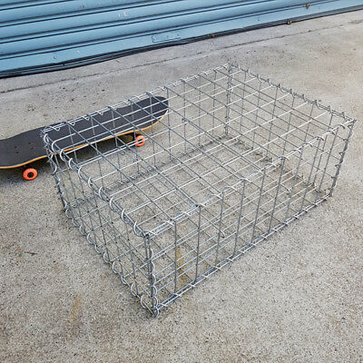 Welded Gabion 750mm L x 528mm W x 300mm H, 75x75mm, AL-TEN
