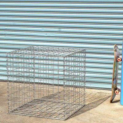 Welded Gabion 750mm L x 528mm W x 750mm H, 75x75mm, AL-TEN