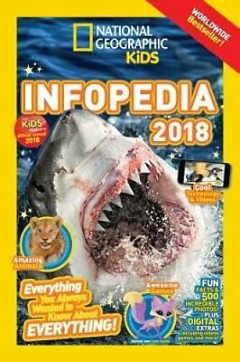 National Geographic Kids - Almanac / Infopedia 2018 9781426330681