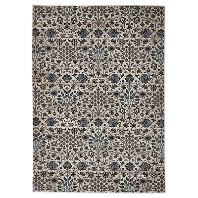 New Modern Floor Rug Exclusive Designs Antique Wash Effect Carpet Mat Decor