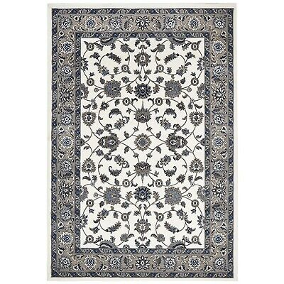New Modern Floor Rug Contemporary Classic Designs Traditional Border Pattern