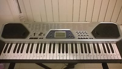 Casio Electronic KEYBOARD CTK- 481