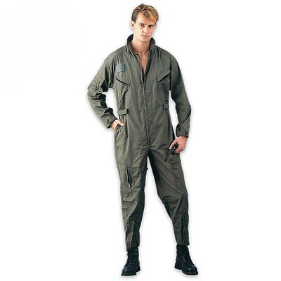 Rothco Flight Suit - Foliage Green (2XL)