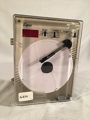 Supco CR87HTC Celcius Temperature Recorder Instrument