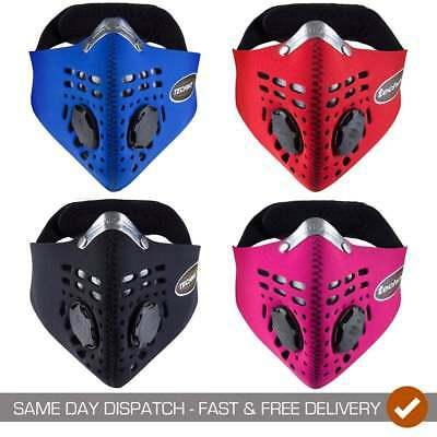 Respro Techno Anti Pollution Cycle Cycling Motor Bike Mask