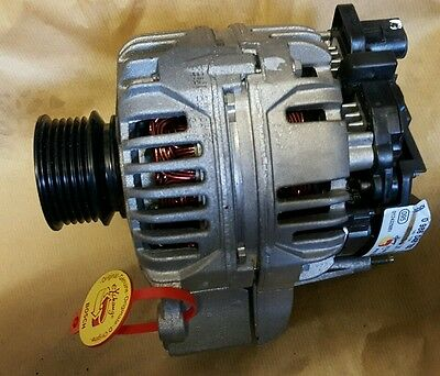 GENUINE BOSCH Alternator skoda octavia 1.4 1.6   NEW lra3477 0124325051 audi a2