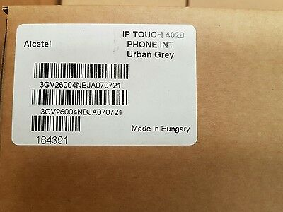 Alcatel Lucent IP Touch 4028 Telephone  Net Price €130.     Fedex Shipping