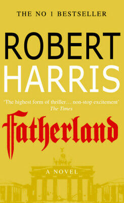 Fatherland by Robert Harris (Paperback)