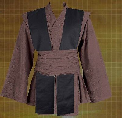 Licensed Star Wars Jedi Leather Tabard Museum Replicas
