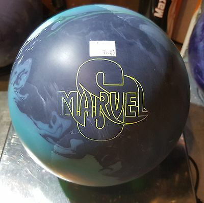 15lb 100% Reconditioned MARVEL/S Premium STORM Bowling Ball