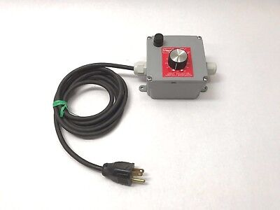 New Vibco Inc. Adjustable Speed Vibrator Control, Controller, Vibratory feeder