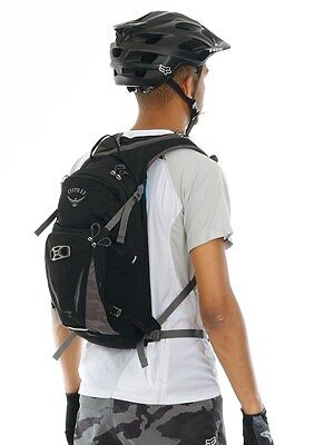 Osprey Black Viper - 13 Litre with 2.5 Litre Reservoir Hydration Pack