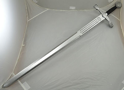 Full Size Excalibur Sword Foam/Resin Fantasy/Cosplay/Role Play/Theatre 110cm!!