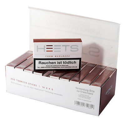 IQOS Tabak-Sticks Heets From Marlboro BRONZE Label für IQOS (60 Heets)