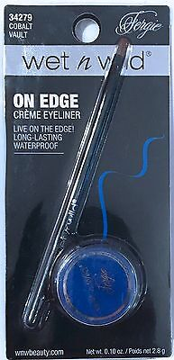 Wet N Wild Fergie ON EDGE Creme Blue Eyeliner # 34279 COBALT VAULT NEW VHTF