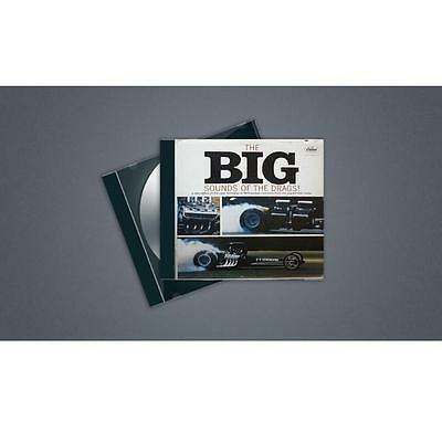 The Big Sounds of the Drags Volume One - Remastered CD - Vintage Drag Racing