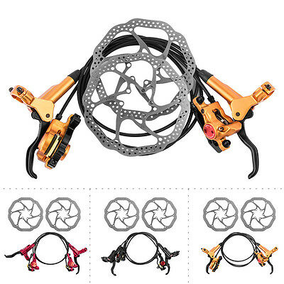HOT ZOOM HB875 For Mountain Bike MTB BMX Bicycle Hydraulic Disc Brake Rotor