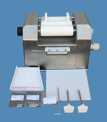 MultiGel MPC Ointment Mill 3 Ceramic Rolls 50X150mm 0.2Kw
