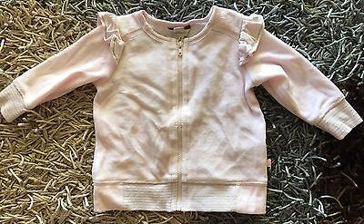Fox & Finch Baby Girls Jacket. Size 0