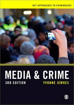 Media and Crime by Yvonne Jewkes 9781446272534 (Paperback, 2015)