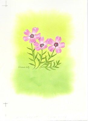Production Artwork - Moss Campion