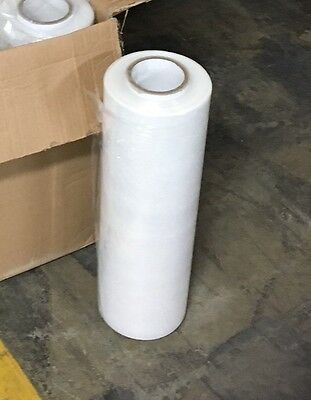 CHEAP Hand Stretch Film PE Pallet Shrink Wrap (500mm x 500m x 25um) Single Roll