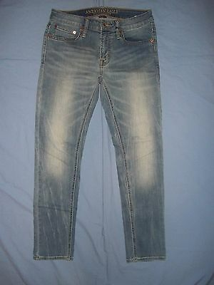 American Eagle Men's Pre-Owned Active Flex Skinny Jeans Size 31 - 3384