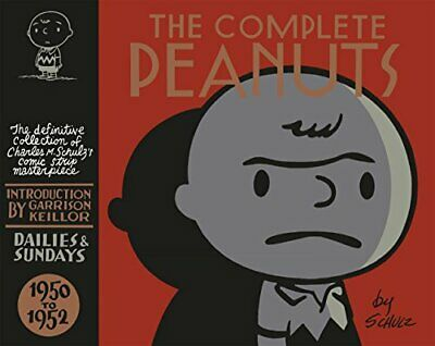 The Complete Peanuts 1950-1952 (Peanuts) by Schulz, Charles M. Hardback Book The