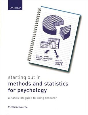 Starting Out in Methods and Statistics for Psychology: A Hands-on Guide to...