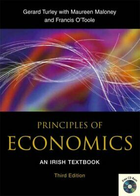 Principles of Economics by O'Toole, Francis Paperback Book The Cheap Fast Free
