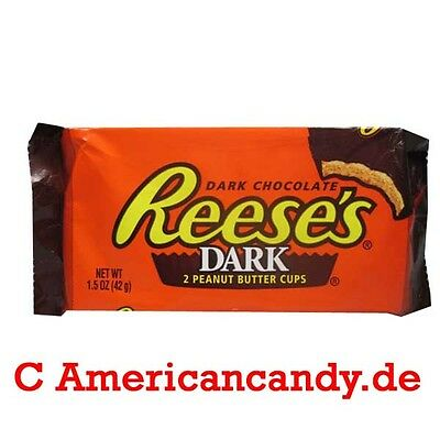 Import: 10 Reese's Peanut Butter Cups DARK  (38,05€/kg)