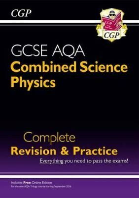 New Grade 9-1 GCSE Combined Science: Physics AQA Complete Revis... 9781782945888