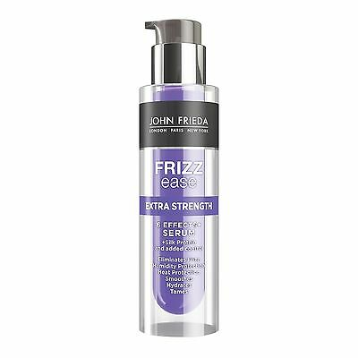 John Frieda Frizz Ease Extra Strength 6 Effects Serum 50 ml With Thermal Protect