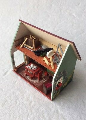 Doll's Doll House Handmade 12th scale