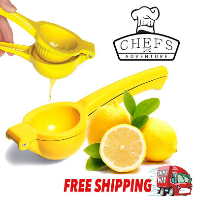 Hand Lemon Squeezer Citrus Lime Juicer Extractor Juice Maker Press Tool