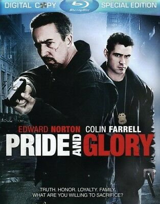 Pride and Glory [New Blu-ray] Special Edition, Widescreen, Digital Copy