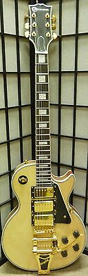Mongrel Guitars Les Paul - 3 Pickups with Bigsby - New
