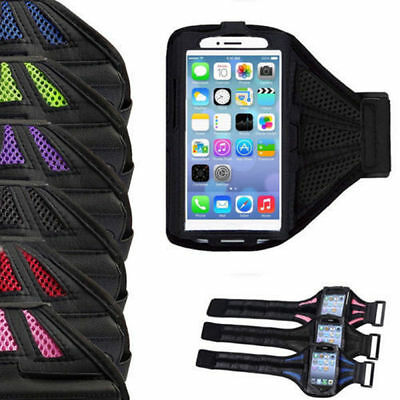 Armband for Samsung galaxy S8 Running Cycling Mesh Armband Phone Case