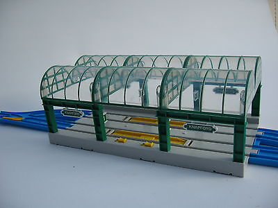 KNAPFORD STATION  Trackmaster Train Track Set ( Tomy Thomas Tomica  )