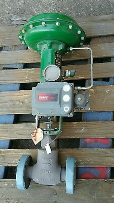 Fisher Control Valve 667 Fieldview