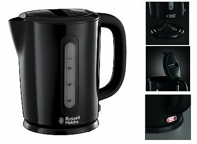 RUSSELL HOBBS DARWIN 360 IMMERSED KETTLE CORDLESS 1.7L 2200W Black ROUND BASE