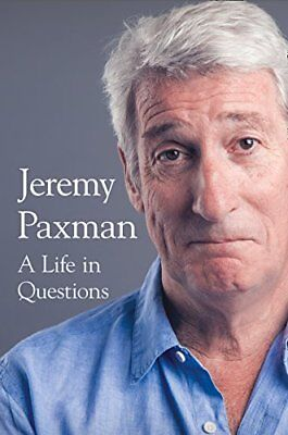 A Life in Questions, Paxman, Jeremy Book The Cheap Fast Free Post