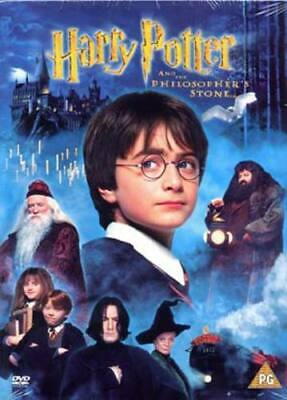 Harry Potter and the Philosopher's Stone DVD (2002) Daniel Radcliffe
