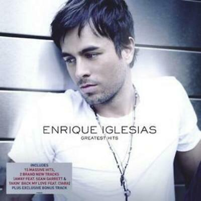 Enrique Iglesias : Greatest Hits CD (2008)