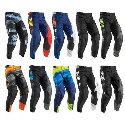 Thor Adults Mens 2017 Pulse MX Motocross Enduro Offroad Quad Pants