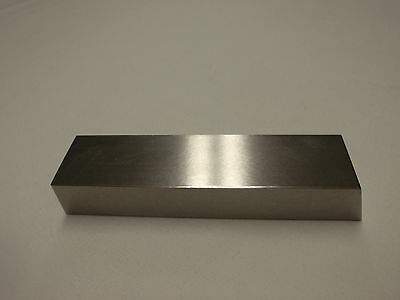 "Tungsten Bucking Bar 1.6 pounds.  1"" X 4"" X 5/8"""