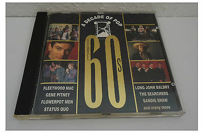 A DECADE OF POP - THE 60s - Musik CD