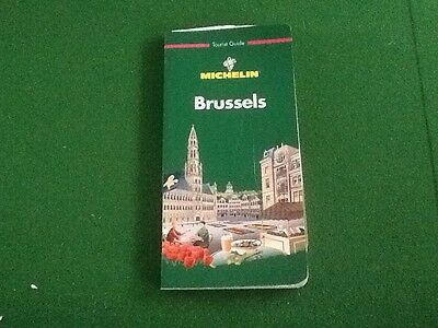 Michelin THE GREEN GUIDE Brussels, Belgium