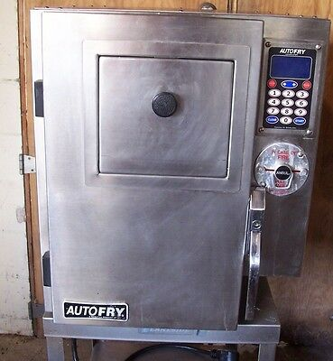 AUTOFRY MTI-10 - Automatic Deep Fryer --Cleaned and Tested-